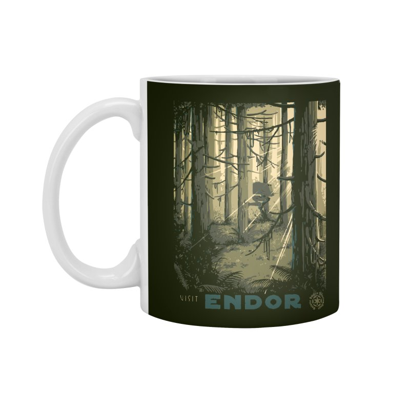 Visit Endor Accessories Mug by mathiole