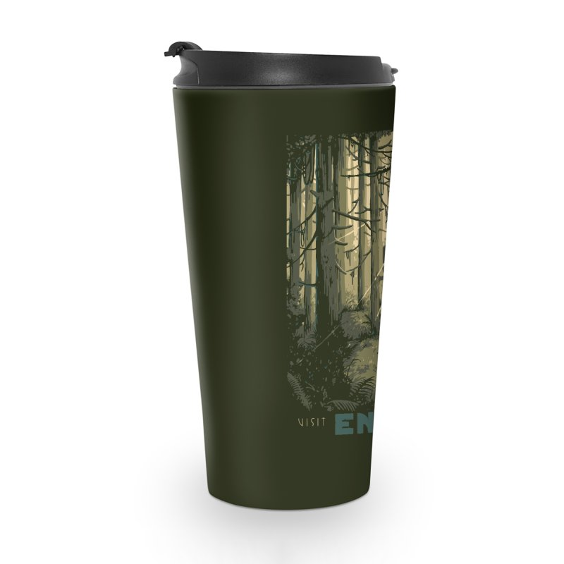 Visit Endor Accessories Travel Mug by mathiole
