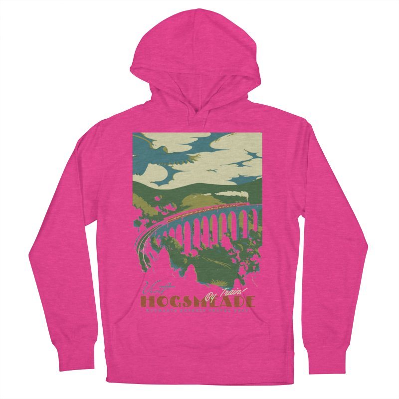 Visit Hogsmeade Women's Pullover Hoody by mathiole