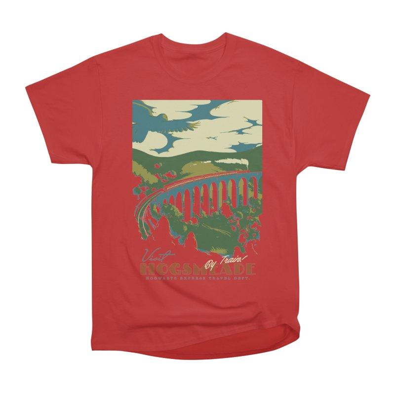 Visit Hogsmeade Women's Heavyweight Unisex T-Shirt by mathiole