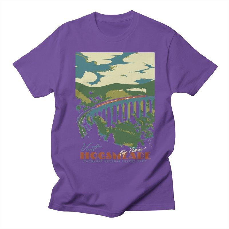 Visit Hogsmeade Women's Unisex T-Shirt by mathiole