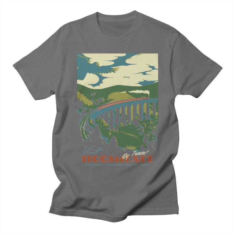 Visit Hogsmeade Women's Regular Unisex T-Shirt by mathiole