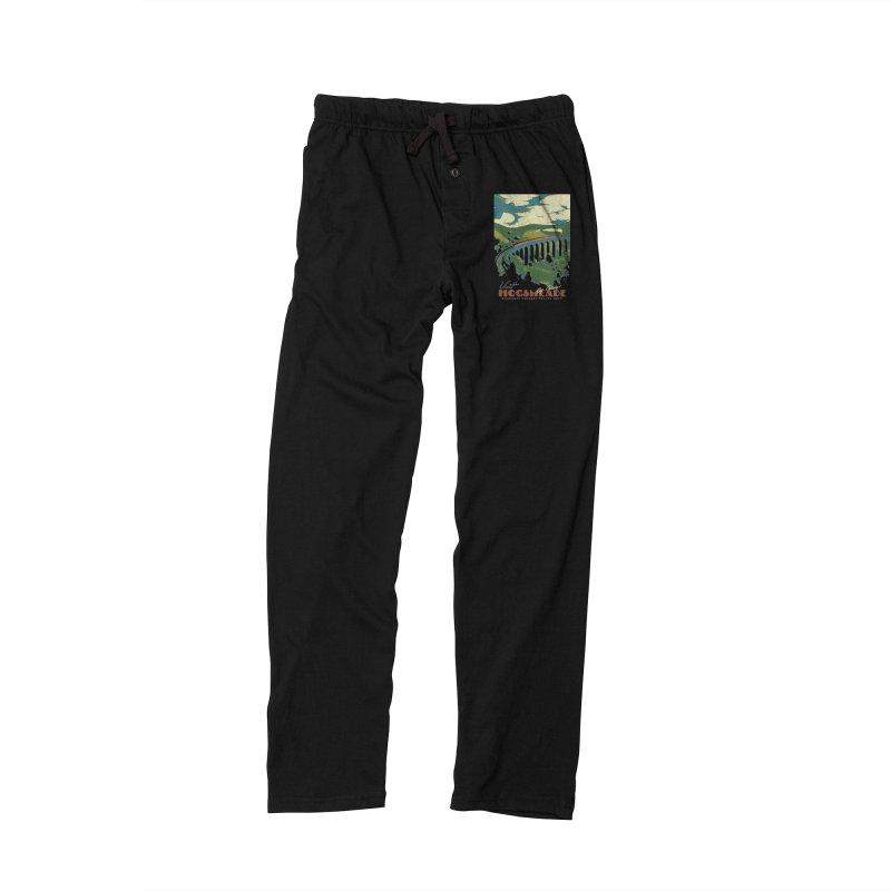 Visit Hogsmeade Men's Lounge Pants by mathiole