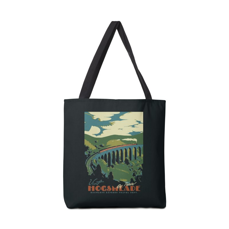 Visit Hogsmeade Accessories Bag by mathiole