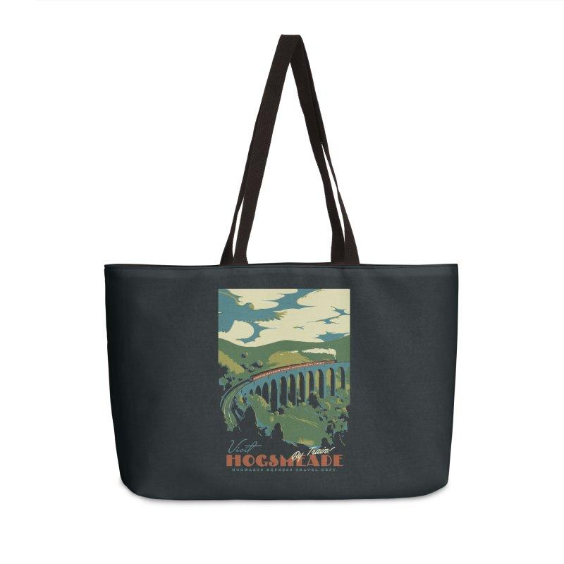 Visit Hogsmeade Accessories Weekender Bag Bag by mathiole