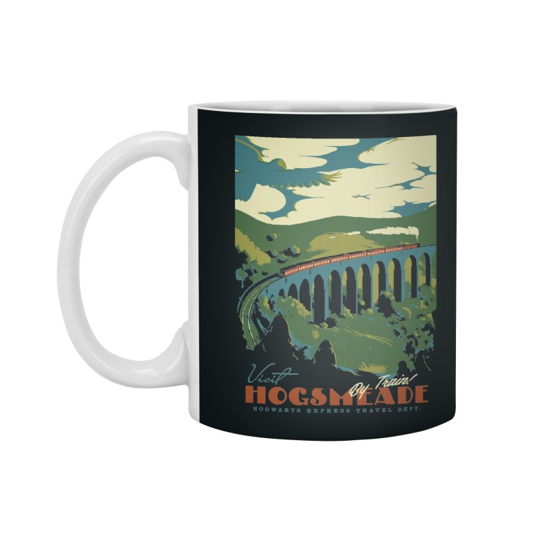 Visit Hogsmeade Accessories Standard Mug by mathiole