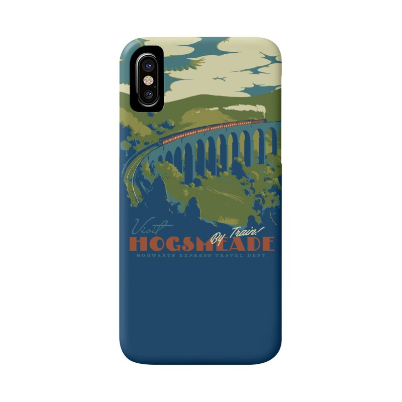 Visit Hogsmead Accessories Phone Case by mathiole