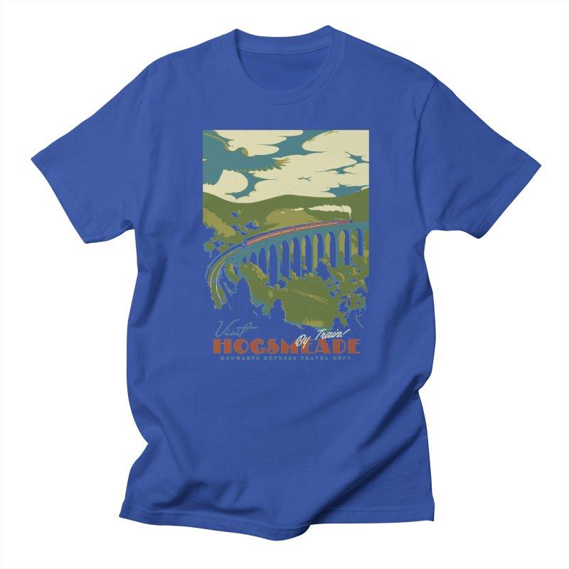 Visit Hogsmead Men's T-Shirt by mathiole