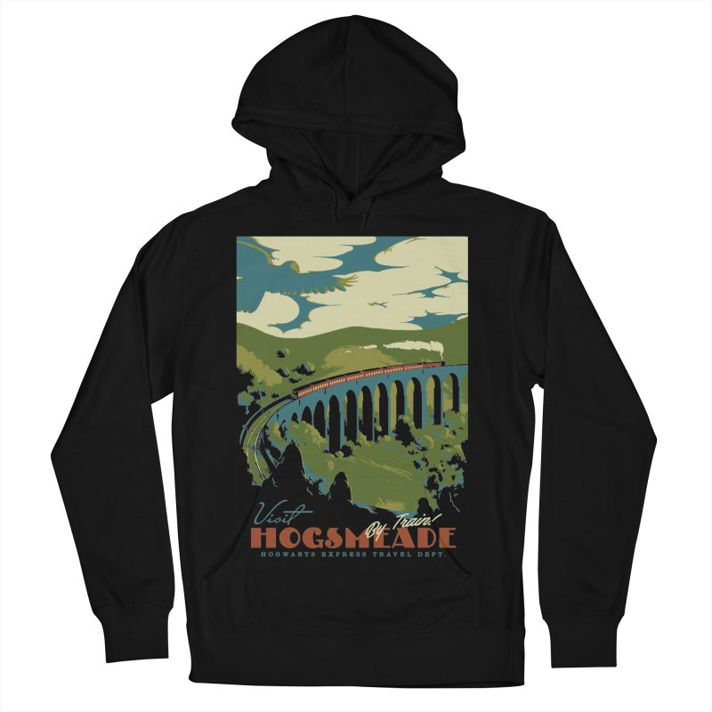 Visit Hogsmead Men's Pullover Hoody by mathiole