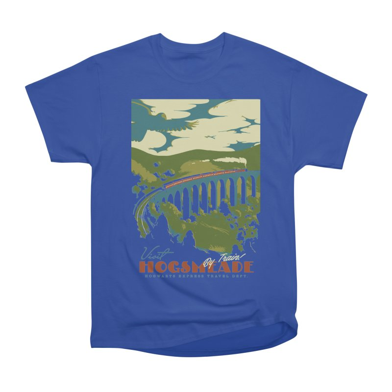 Visit Hogsmead Women's Heavyweight Unisex T-Shirt by mathiole