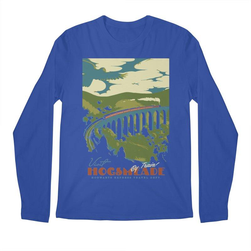 Visit Hogsmead Men's Regular Longsleeve T-Shirt by mathiole