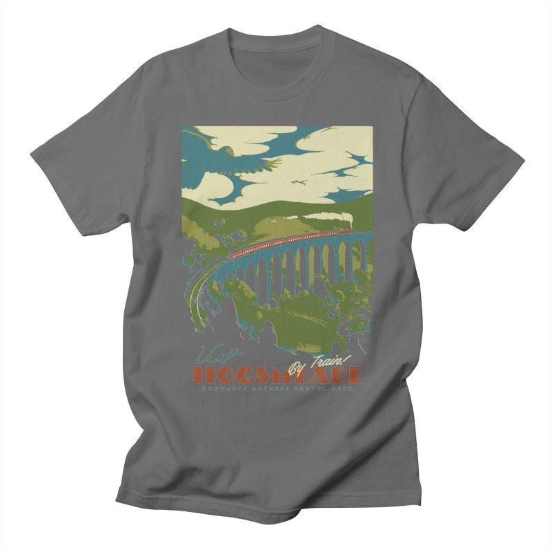 Visit Hogsmead Women's Regular Unisex T-Shirt by mathiole
