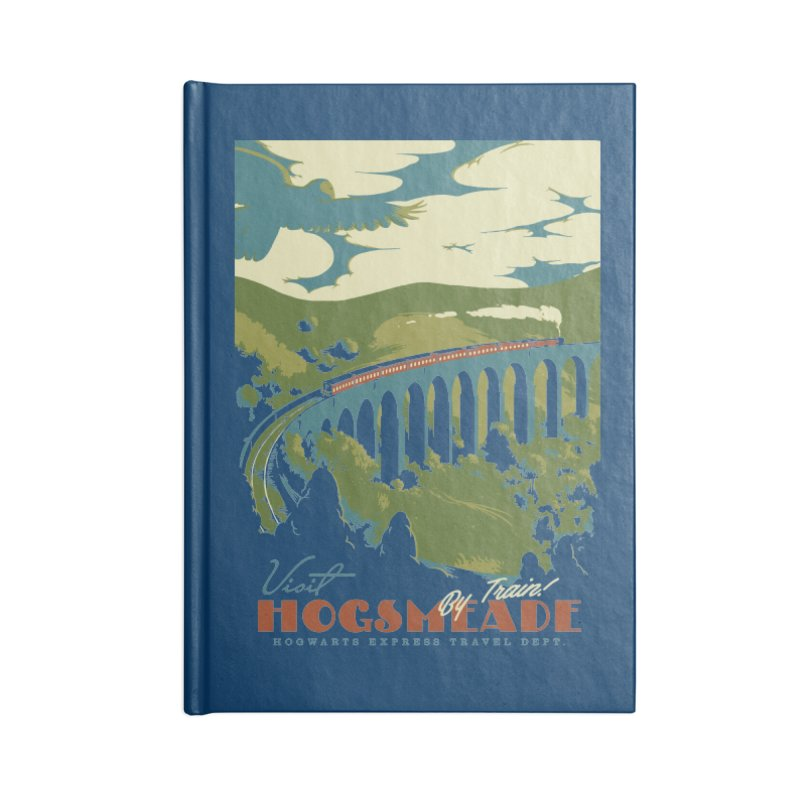 Visit Hogsmead Accessories Notebook by mathiole