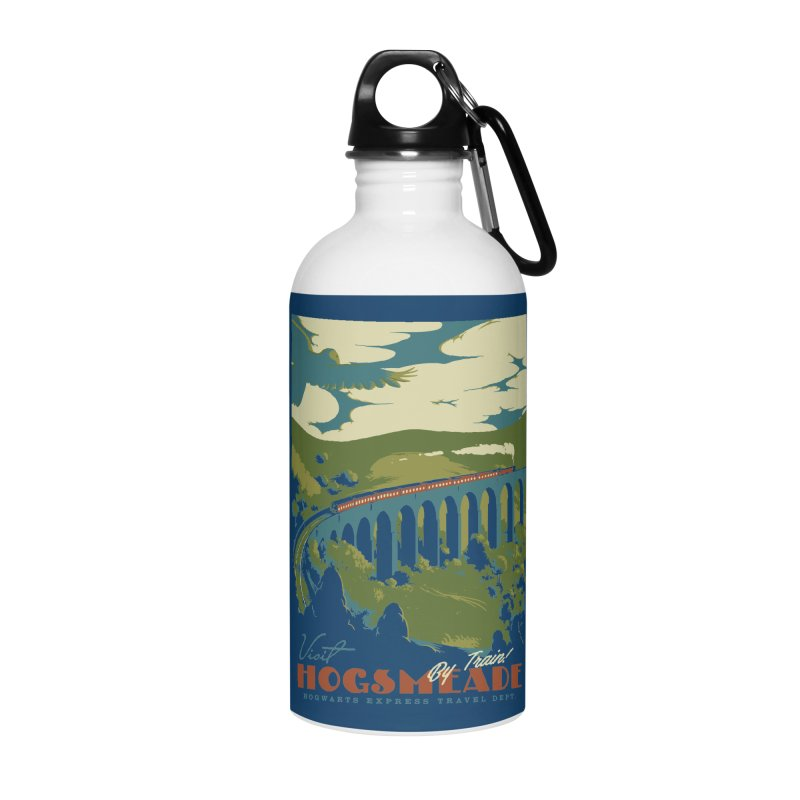 Visit Hogsmead Accessories Water Bottle by mathiole