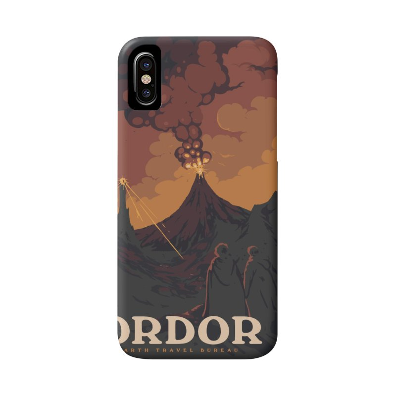 Visit Mordor Accessories Phone Case by mathiole