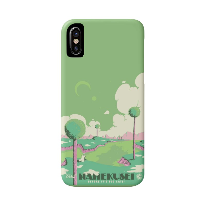 Visit Namekusei Accessories Phone Case by mathiole