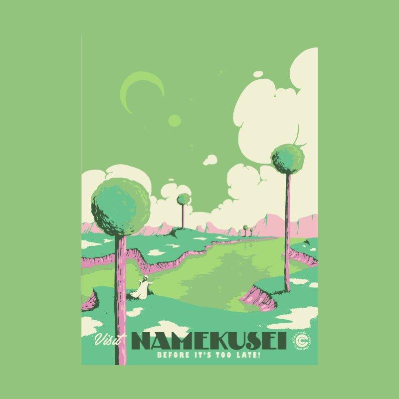 Visit Namekusei Kids Longsleeve T-Shirt by mathiole