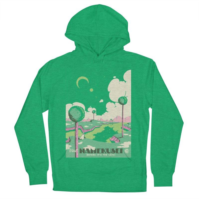 Visit Namekusei Men's Pullover Hoody by mathiole