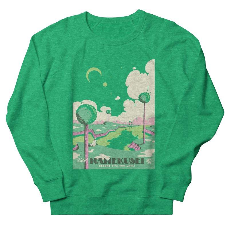 Visit Namekusei Men's French Terry Sweatshirt by mathiole