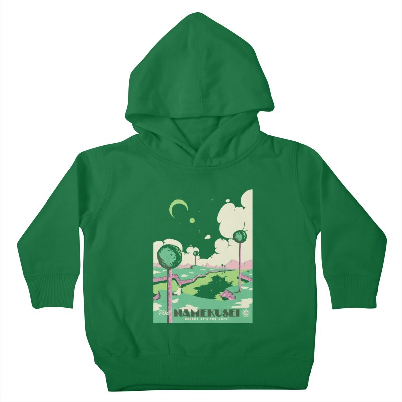 Visit Namekusei Kids Toddler Pullover Hoody by mathiole