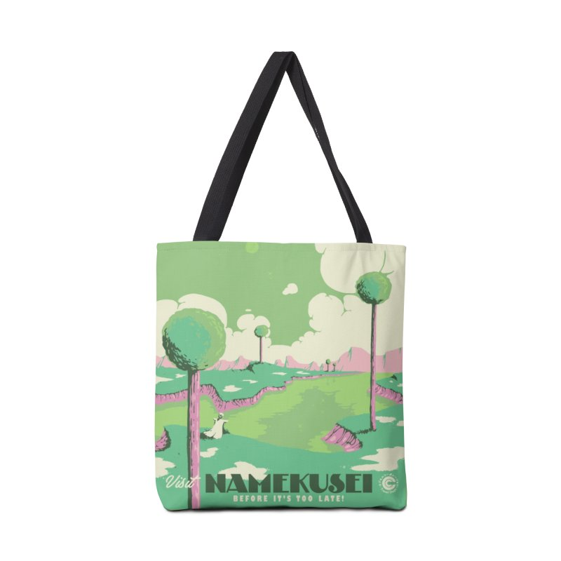 Visit Namekusei Accessories Bag by mathiole