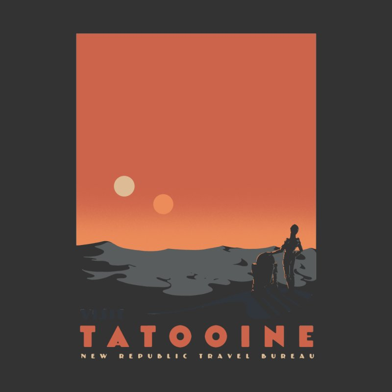 Visit Tatooine Kids Toddler Pullover Hoody by mathiole