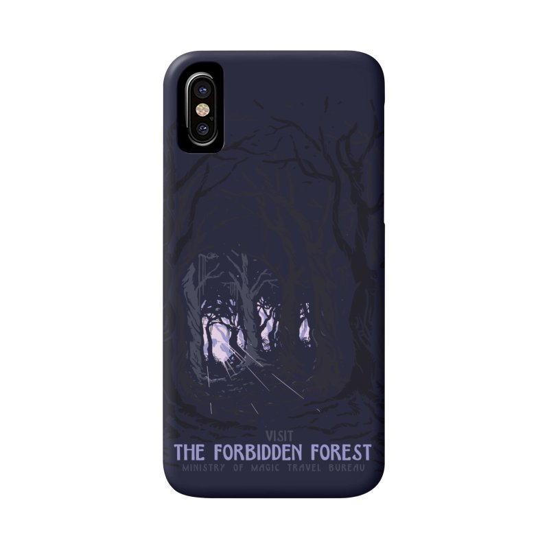 Visit The Forbidden Forest Accessories Phone Case by mathiole