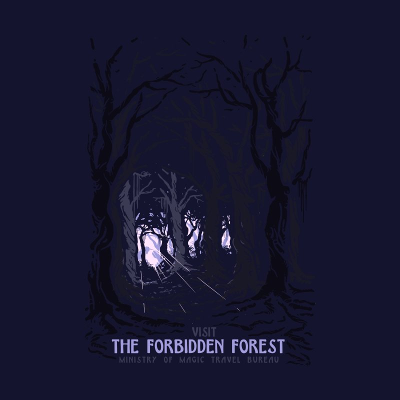 Visit The Forbidden Forest by mathiole