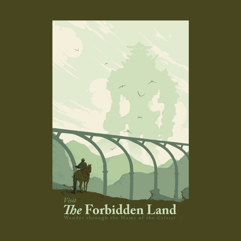 Visit The Forbidden Land by mathiole