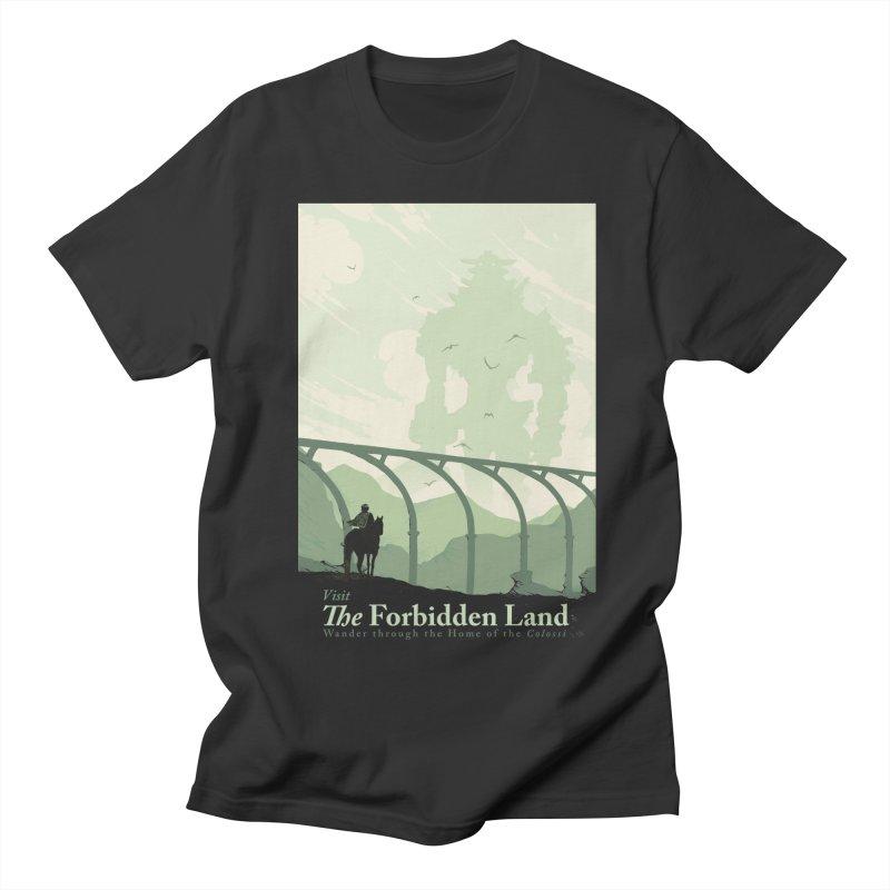 Visit The Forbidden Land Women's Regular Unisex T-Shirt by mathiole