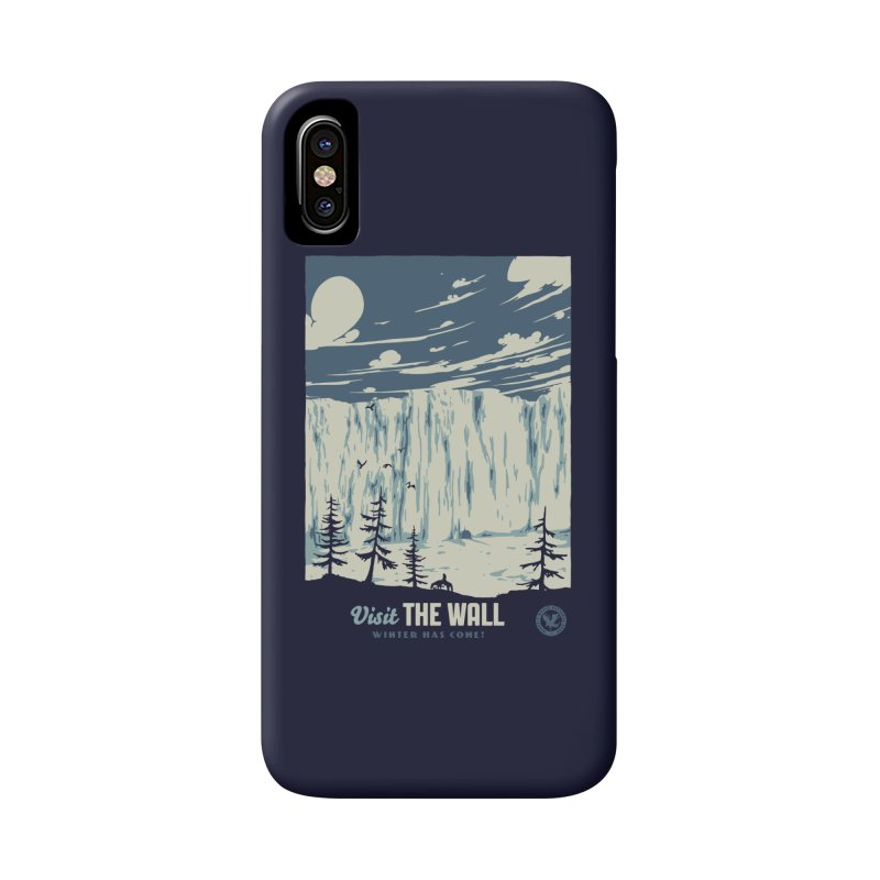 Visit The Wall Accessories Phone Case by mathiole