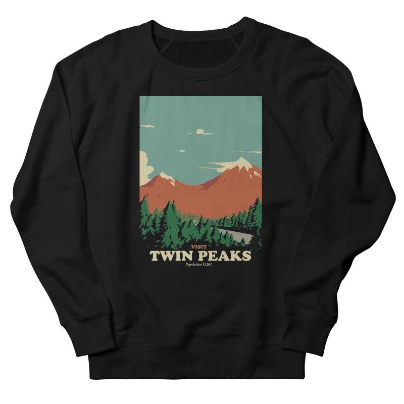 Visit Twin Peaks Women's French Terry Sweatshirt by mathiole