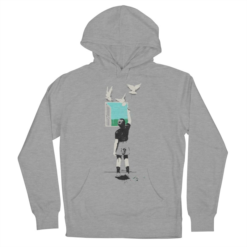 Exit Men's Pullover Hoody by mathiole