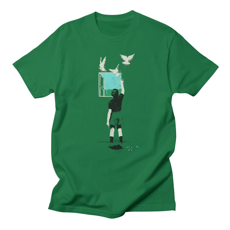 Exit Men's T-shirt by mathiole