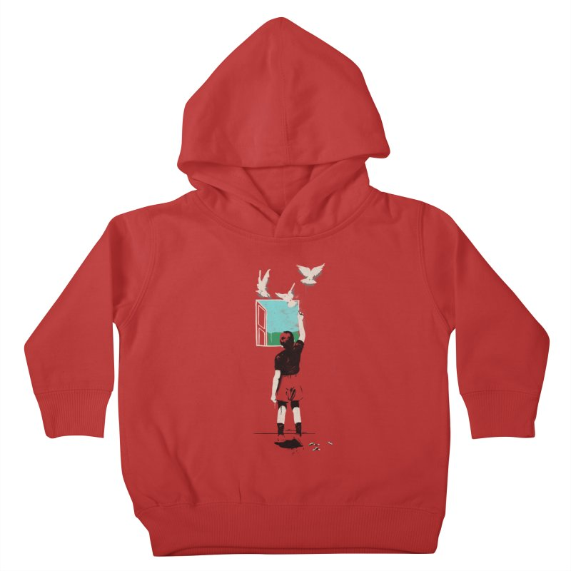 Exit Kids Toddler Pullover Hoody by mathiole