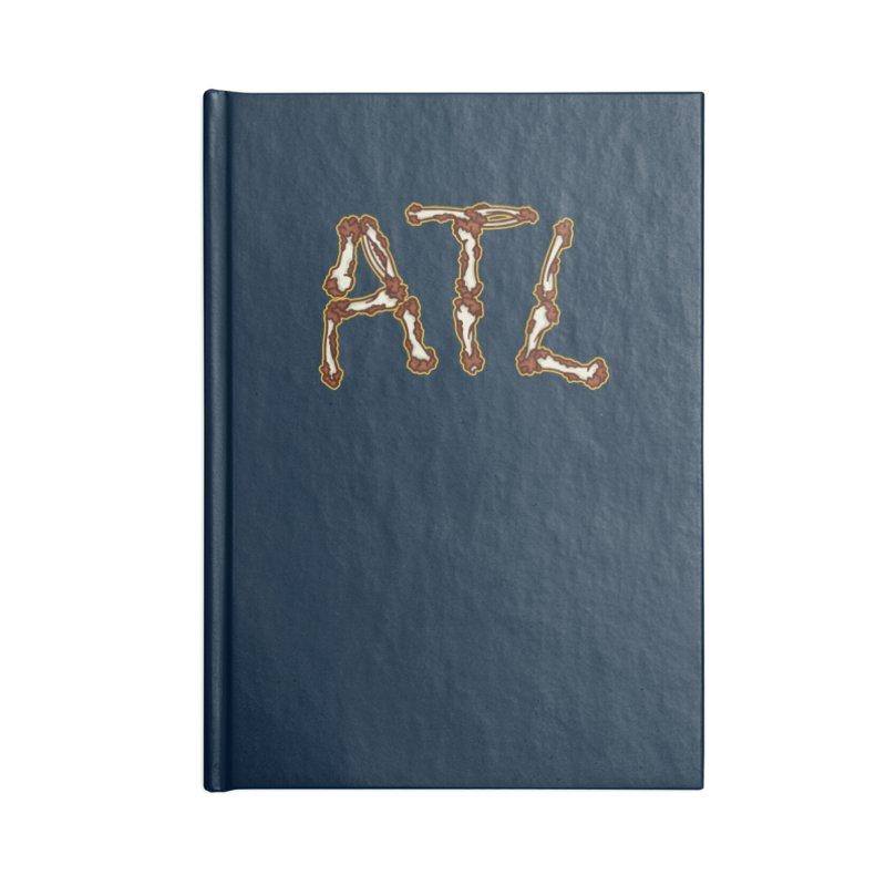 No Bones About It Accessories Notebook by MattAlbert84's Apparel Shop