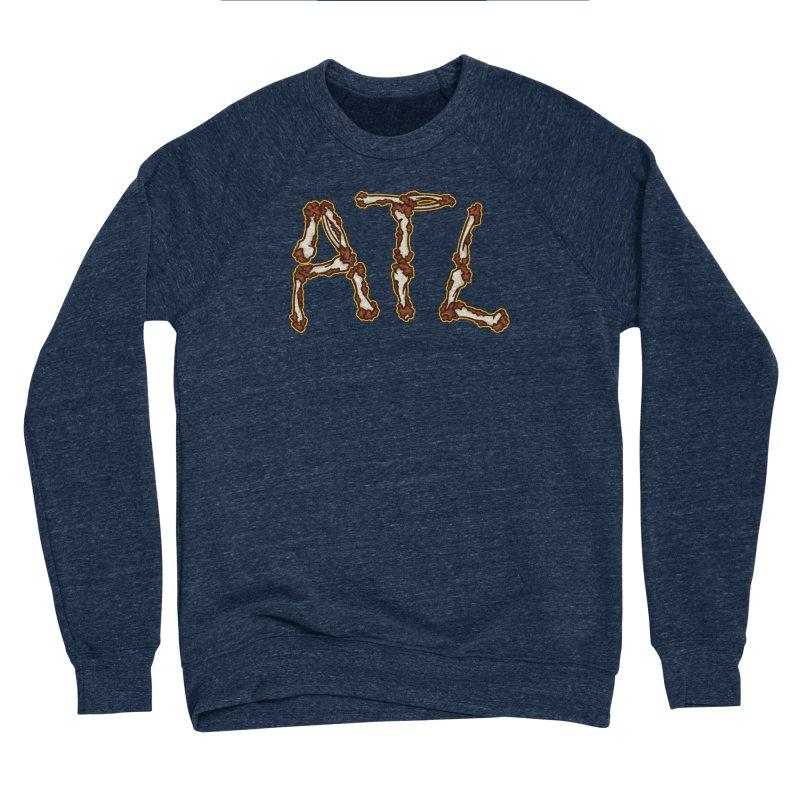 No Bones About It Men's Sponge Fleece Sweatshirt by MattAlbert84's Apparel Shop
