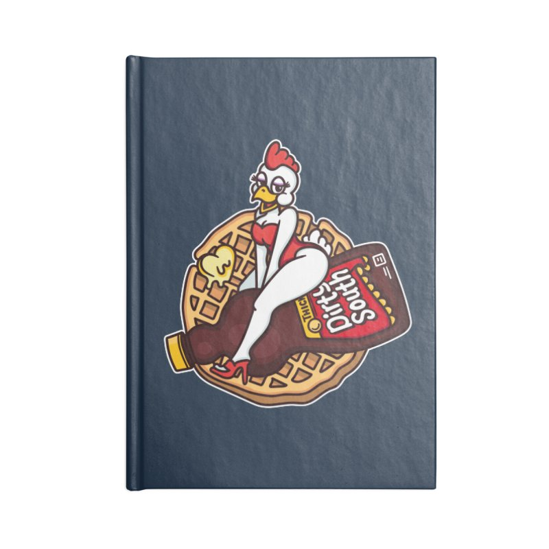 Waffle Bomber Accessories Blank Journal Notebook by MattAlbert84's Apparel Shop