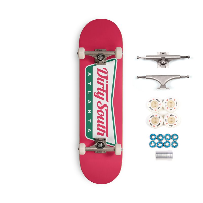 Original Glazed Accessories Complete - Premium Skateboard by MattAlbert84's Apparel Shop