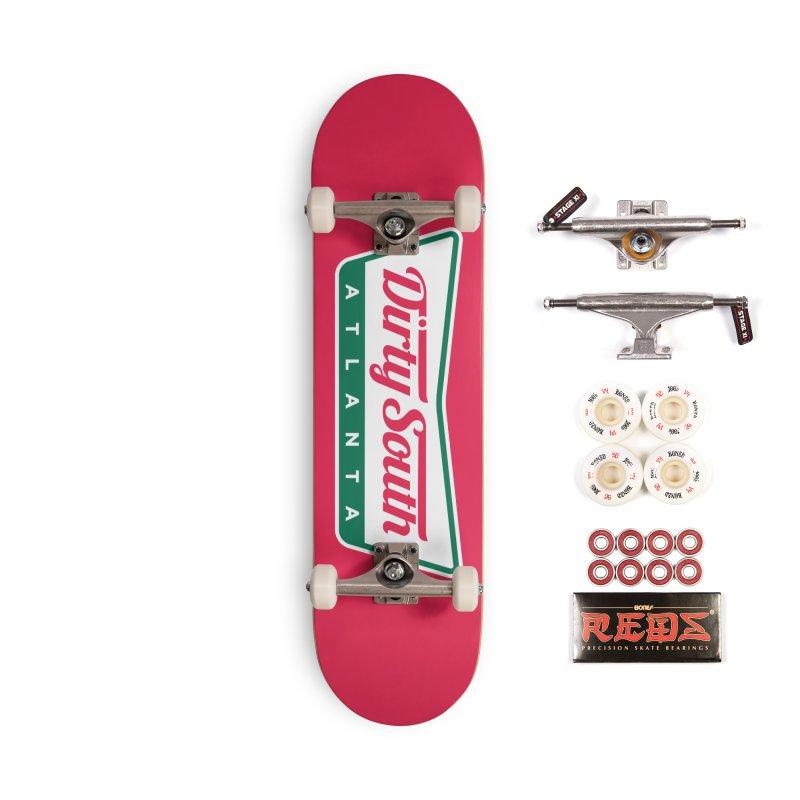 Original Glazed Accessories Complete - Pro Skateboard by MattAlbert84's Apparel Shop