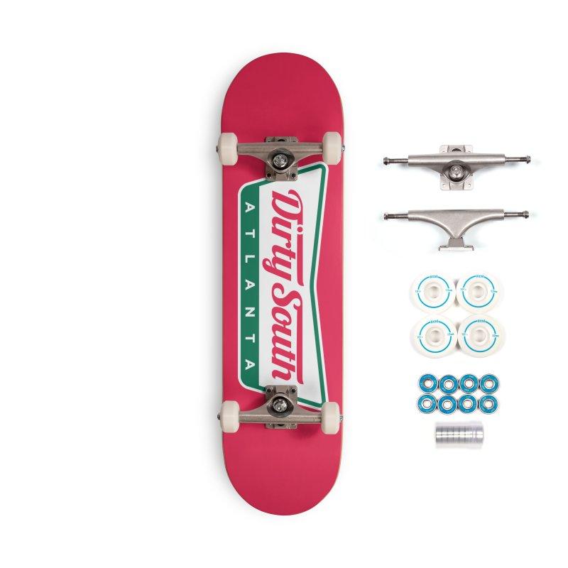 Original Glazed Accessories Complete - Basic Skateboard by MattAlbert84's Apparel Shop