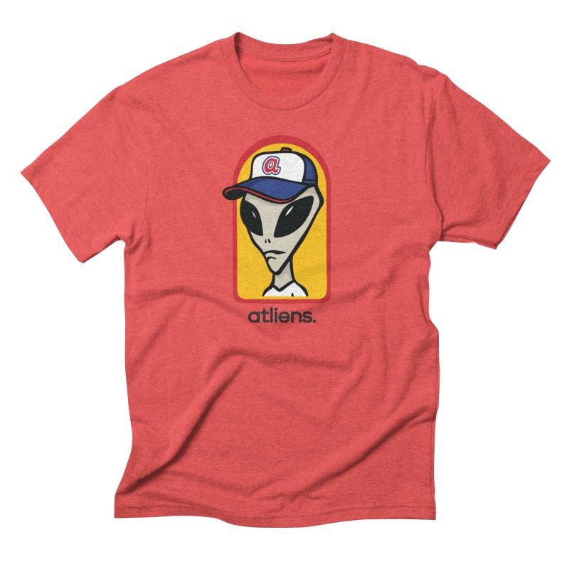ATLien Workshop Men's Triblend T-Shirt by MattAlbert84's Apparel Shop