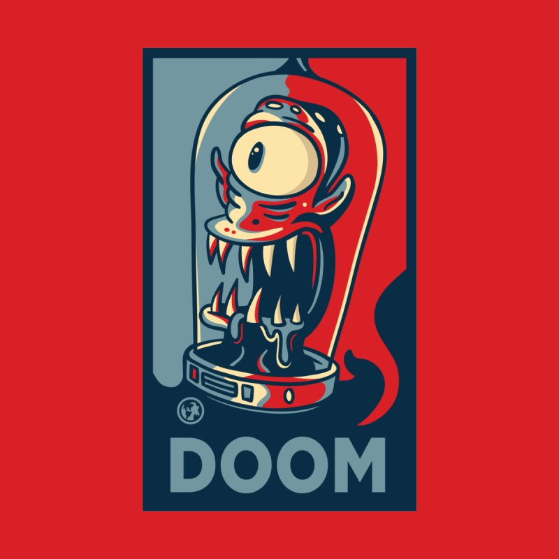 DOOM Men's Triblend T-Shirt by MattAlbert84's Apparel Shop