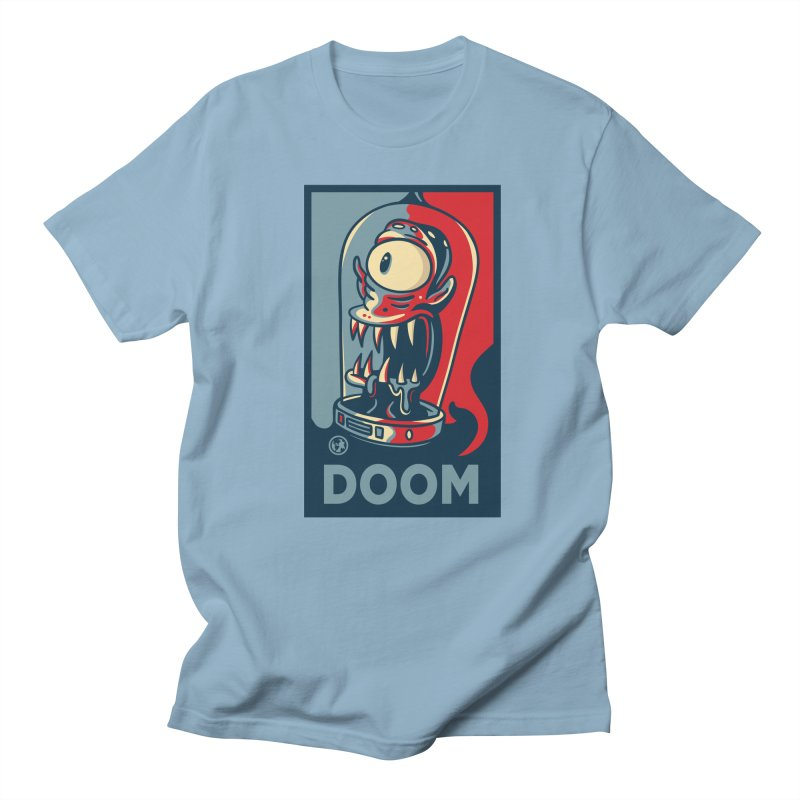 DOOM Women's Unisex T-Shirt by MattAlbert84's Apparel Shop