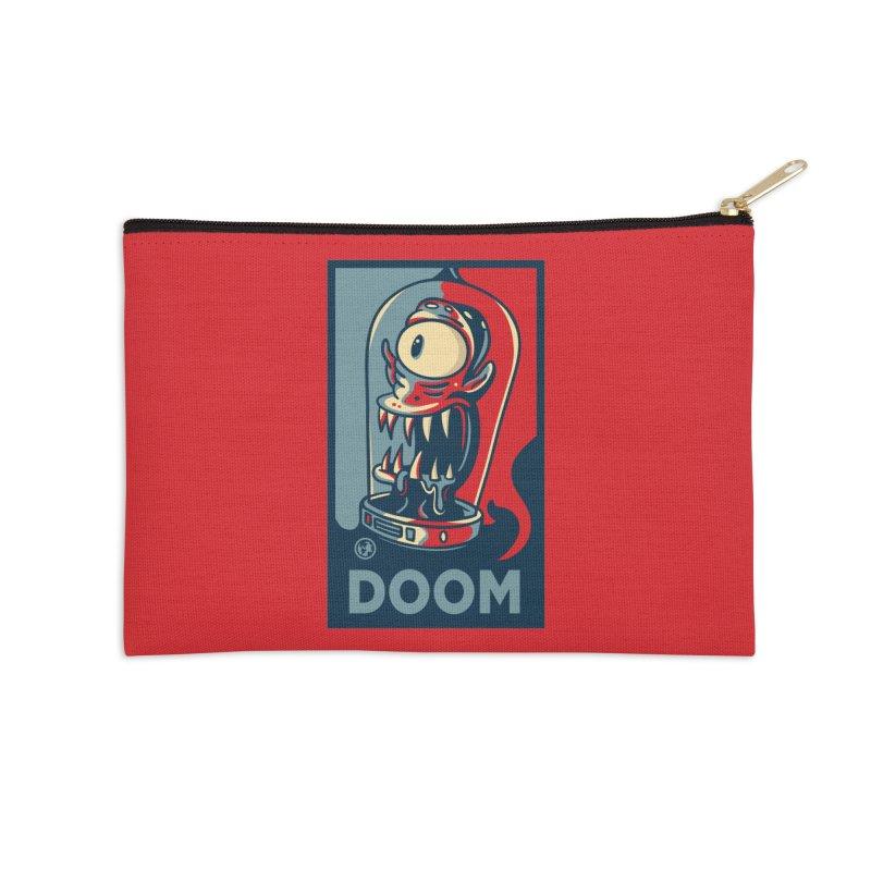 DOOM Accessories Zip Pouch by MattAlbert84's Apparel Shop