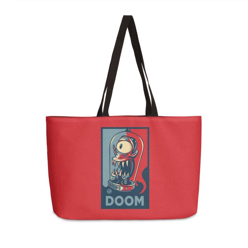 DOOM Accessories Weekender Bag Bag by MattAlbert84's Apparel Shop