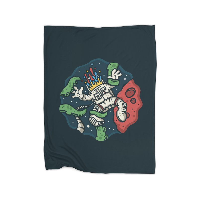 Lost In Space Home Blanket by MattAlbert84's Apparel Shop