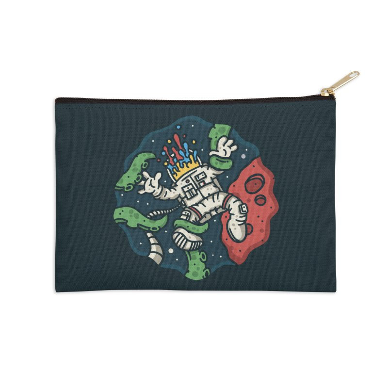 Lost In Space Accessories Zip Pouch by MattAlbert84's Apparel Shop