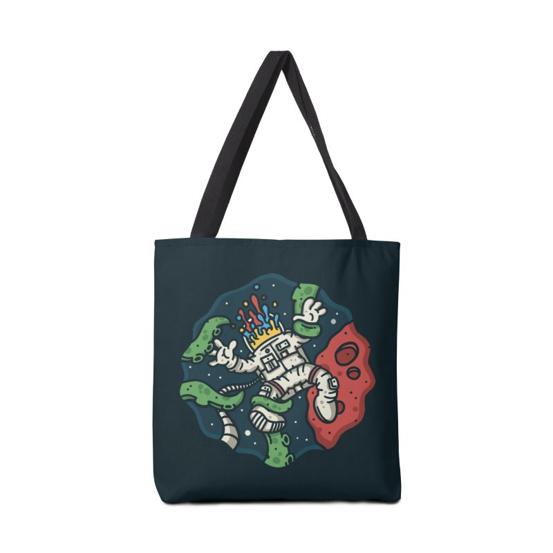 Lost In Space Accessories Tote Bag Bag by MattAlbert84's Apparel Shop