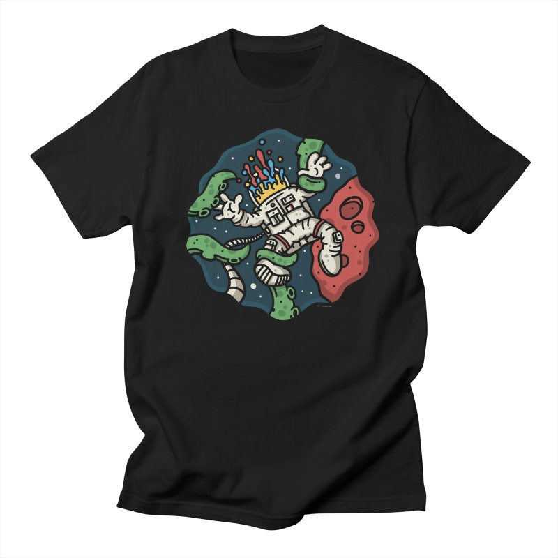 Lost In Space Women's Unisex T-Shirt by MattAlbert84's Apparel Shop